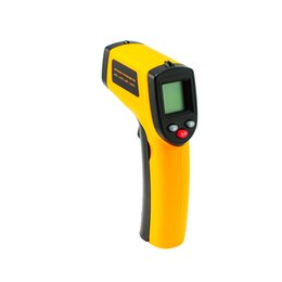 Wholesale Thermometer Big - Big promotion!!Non-Contact IR Infrared Digital Temperature Gun Thermometer Laser Point