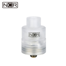 Wholesale Used Tanks - Original NCR New Concept RDA Tank Coil-free Design Cycle-use WAFER Heater No Wire Building NCR New Concept RDA Atomizer