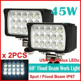 2019 luce spot 45w 2PCS 6