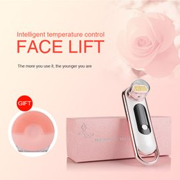 Wholesale Lift Dot - RF Wrinkle Removal Beauty Machine Dot Matrix Facial Thermagic Radio Frequency Face Lifting Skin Tightening RF Skin Care Device