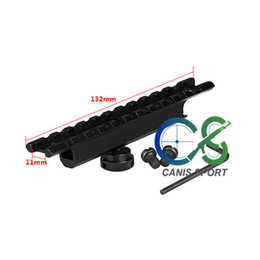Wholesale Carry Handle Weaver - Hot Sale Scope Mount Of Gun AR15 Carry Handle Weaver Picatinny Rail Mount Fit For 11mm CL22-0210