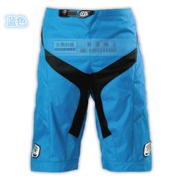 Wholesale Tld Shorts Pants - Wholesale-High Quality with Pad! 2015 TLD Moto Shorts Bicycle Cycling Shorts MTB BMX DOWNHILL Mountain biking Short Pants
