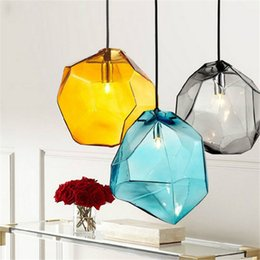 Wholesale Cheap Bedroom Lamps - Tom Chandeliers ceiling lamp Dimmable LED hanging lamp Incandescent Pendant Lamps Cheap G9 LED Pendant Lamps living room 110-240V 1M bl-007