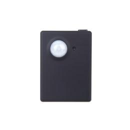 Wholesale Wireless Pir Motion Sensor Alarm - Wireless PIR Infrared Sensor Motion Detector GSM Alarm MMS Monitor Alert EU Plug S258
