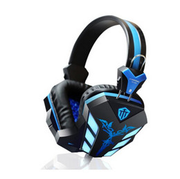 Wholesale Computer Internet Wires - HOT Cosonic CD-618 The computer headset Head-mounted gaming headphones With a microphone Internet cafeSuitable for games