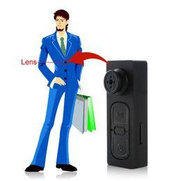 Wholesale Vga Video Recorder - Spy button camera Mini Button DV camera With Camera Video PC Cam Voice Recorder 640 x 480 VGA Freeshipping without Retail Box