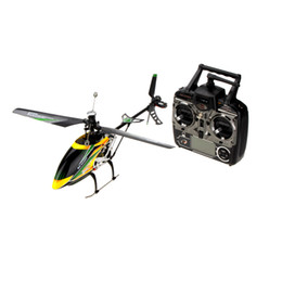 Wholesale Perfect Channel - Original Wltoys V912 Brushless Upgrade Version Perfect 4CH Single Blade RC Helicopter order<$18no track