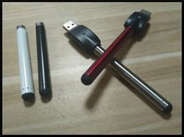 Wholesale Electronic Cigarette Auto Batteries - bud pen electronic cigarette esmart pen 510 thick oil hash oil vaporizer pen battery auto draw 280mah battery for oil cartridge