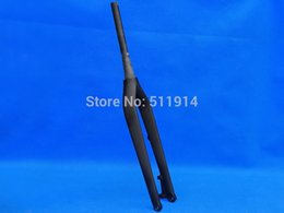 Wholesale Er 29 - Wholesale-FLYXII Brand New Full carbon UD Matt Mountain Bike Bicycle MTB 29 ER MTB Fork For 15mm Axle