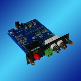 Wholesale Digital Video Transmitter Receiver - Digital Video over Fiber Transceiver, 2V1D (2ports Video+1port reversed RS485) over Optical Fiber Transmitter & Receiver, SM, SX, 20km