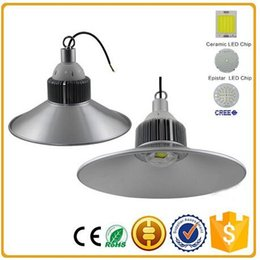 Wholesale Fitting Room Designs - Newest Patent Design Led hangar High Bay Light Fitting Popular high power industrial lighting fixture 30w 50w 80w 100w 120w Bridgelux