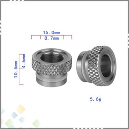 Wholesale aspire high - High quality Drip Tip Adapter For Aspire Atlantis 2 And Aspire Atlantis Mega Adaptor Ring E Cigarettes Accessory DHL Free
