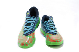 Wholesale Cheap Kd Vi - Kd6 VI Liger Cheap Mens Basketball Shoes kd 6 Christmas kds 2015 new arrival Kevin Durant Sneakers us size 7-12