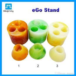 ego c twist vert Promotion Ego-t Ego-k Ego-q Evod Ego-C torsades support de batterie blanc jaune vert