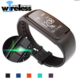monitor de ritmo cardíaco de relógio inteligente samsung Desconto S1 relógio inteligente Banda IP67 Waterproof Heart Rate Monitor Bluetooth inteligente Pulseira de Fitness Rastreador Pulseira para Samsung