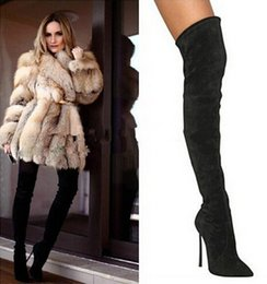 Canada Thigh High Boots For Women Sale Supply, Thigh High Boots ...