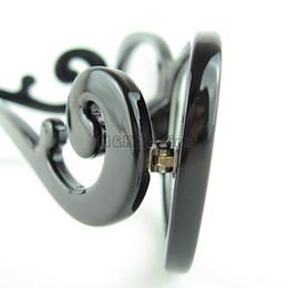 Wholesale Cheap Black Eyeglass Frames - 2017 Baroque Eyeglasses Frame Cheap Vintage Optical Frame Clouds Style Designer Black And Tortoise Colors in Lot 20pcs
