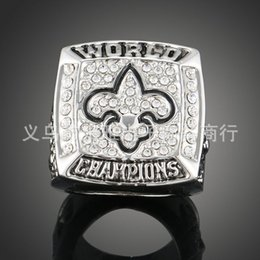 Wholesale Dallas Cowboys Championship Rings - Championship rings Hot sales NFLChampion ring Fan ring In 1977 Dallas cowboys champion ring Commemorative collection