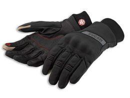 Wholesale Urban Motorcycles - 2016 New Style REVIT Ducati Urban 14 motorcycle gloves motorbike glove keep warm in winter WINDSTOPPER black size M L XL