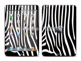 Wholesale Ipad Mini Zebra - Wholesale-Film Decal Vinyl Sticker Skin Customization for Apple iPad Mini 2 Retina  175 Zebra