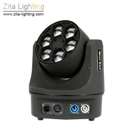 mini led moving head beam light Coupons - Zita Lighting LED Moving Head Lights Beam Zoom Mini Bee Eye 6X15W RGBW Stage Lighting DJ Club Disco Bar Theater Exhibition Show Effect