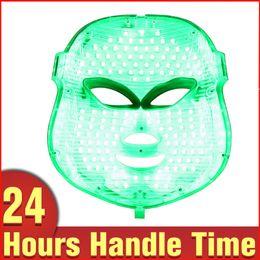 Wholesale Photon Device - 7 Color PDT Anti-aging LED Facial Mask Skin Rejuvenation Beauty PDT Photon Therapy Mask Portable Device
