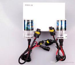 Wholesale H7 Hid Bulb Dc - HID880 881 Xenon 12v 35W bixenon DC xenon HID For Car Headlight Replacement lamps Bulb light Bi-Xenon Hi Lo Beam 43k 6k 8K H1 H3 H4 H7 new