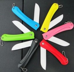 Wholesale Chef Kitchen Cutlery - Wholesale-New Peeler Sharp Chef Kitchen Cutlery Knife Ceramic Knife Vegetable Knife