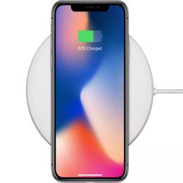 Wholesale Hot English - 2018 HOT Unlocke Goophone X Wireless Charger Face ID 256GB ROM Quad Core Mobile Phone i8x i8 plus Smart Phone
