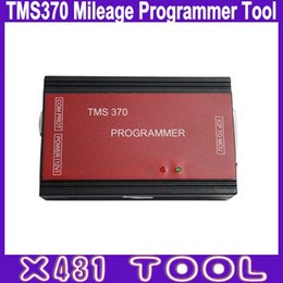 Wholesale Microcontroller Programmers - 2015 New Arrival TMS370 Mileage Programmer Tool For TI TMS Microcontroller Development Car Radios And Car Dashboards Programming
