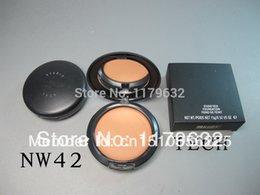 Wholesale Original Primer - Wholesale-2pcs lot Brand New MC powder makeup face primer concealer6kinds of different colors of the original free shipping