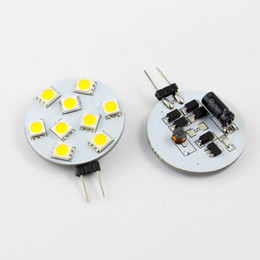 Wholesale Light Bulb 24v 3w - DC10-30V led g4 dimmable led lights bulbs warm white cool white under cabinet RV boat and landscaping lights