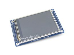 Wholesale Tft Lcd Touch Controller - Wholesale-3.2 inch 320*240 LCD Display Module Multicolor Graphic XPT2046 with Touch Screen Stand-alone Controllers