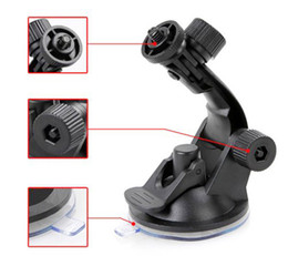 Wholesale Camera Car For Sale - Rotate 180 Degree PC + TPU HOT SALE Car Window Windshield Glass Suction Cup Mount for Camera