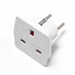 Ordens de viagem on-line-Frete grátis REINO UNIDO para EURO A UE AC Power Travel Plug Adapter # 9556 fim de US $ 18 sem rastreamento