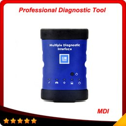 Wholesale High Quality Gm Mdi - for GM MDI scanner Professional Auto diagnostic tool for GM from 1990-2012 High quality free shipping