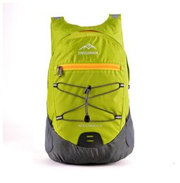 Wholesale Army Style Camping Backpack - Wholesale-2015 HOT Women Men Unisex climb camping hiking Travel Outdoor sport backpack Leisure Schoolbag Rucksack Foldable Bags