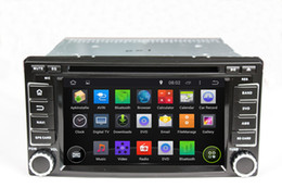 "Wholesale Dvd For Subaru Forester - Pure Android 4.4.4 Cortex A9 Dual-core 7"" Capacitive Screen Car DVD Player For Subaru Forester Impreza 2008-2011 With WiFi 3G GPS Bluetooth"
