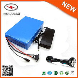 Wholesale Bike Tricycles Electric - Electric Tricycle Bike Lithium Battery 72V 25Ah NMC Li Ion Battery Pack Deep Cycle + 2A Charger