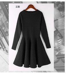 Wholesale Sexy Bosom - Wholedale Women sexy night dresses,Spring and Summer long sleeve Low bosom Prinnt LADY dress Free Shipping