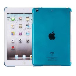 Wholesale Cheap Ipad Back Cases - [Popular] Slim Hard PC Crystal Clear Back Cover Tablet Case Skin Shell For iPad mini 2 7.9 Inch With Retina Display [Cheap] A5