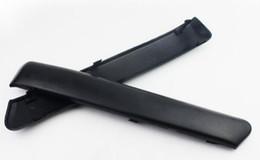 Ford fokus nebelscheinwerfer online-Kunststoff Nebelscheinwerfer Box Abdeckung Auto Zubehör für Ford Focus 2005-2008 2pc