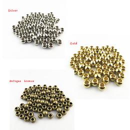 Acessórios de cachecol on-line-2019 DIY Componente, Diâmetro: 10mm CCB contas Acessórios Para Colar de BorlaColar de Jóias Beads Para Borla Pingente de Poliéster Lenço de Corrediça ...