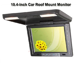 Wholesale Tv Roof Mounts - BEIBEIKA Good quality of 10 inch roof mount car TFT-LCD monitor