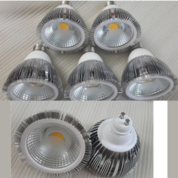 Wholesale E27 18w Dimmable - CREE E27 E26 GU10 Led PAR30 Lights Ultra Bright 18W COB Dimmable Led Bulbs Light 30 60 Angle Warm Cool White AC 110-240V + Warranty 3 Years