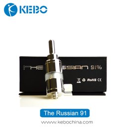 Wholesale Whosale Metal - Russian 91% rba atomizer with whosale price from kebo rba tank