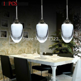 Wholesale Contemporary Chandelier Light Fixtures - 1PCS LED small modern mini contemporary chandelier ceiling light fixture lamp