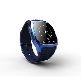 Wholesale Daily Watch - M26 Smart Watch For Sport Perfect Compatible With Android System Bluetooth 3.0 All Connectable With BT3.0 Plus daily waterproof