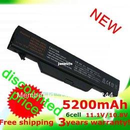 Wholesale Hp 4515s Battery - Powerful 6 cells notebook battery for Hp 591998-141 593576-001 HSTNN-1B1D HSTNN-IB89 HSTNN-OB89 ProBook 4510s 4515s 4710s