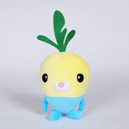 Wholesale Valentine Movie - Wholesale- 1pcs 18cm 4 Colors Cute Carrot Stuffed Plush Toy Doll Plant Baby Toy Creative Christmas Valentine Present Lovely Vegetable Toy